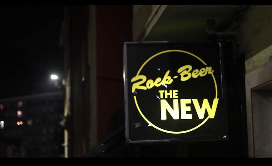 Rock Beer the New