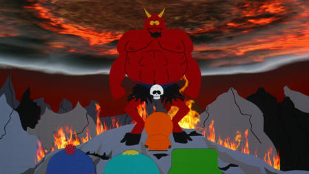 South park bigger devil