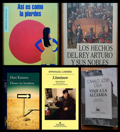 Mosaico libros